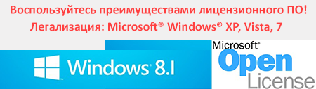 Лицензия для Windows WinPro 8.1 SNGL OLP NL Legalization